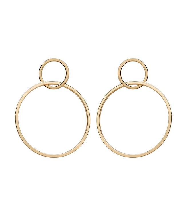 Sportsgirl Circle Earrings