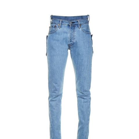 Reworked High-Rise Skinny Jeans