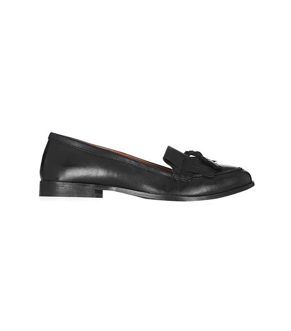 Topshop Lucky Loafers