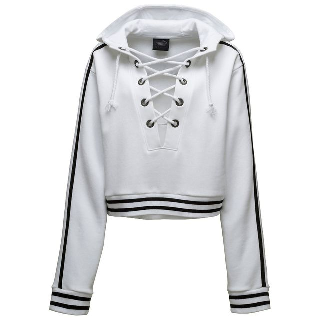 Fenty Puma by Rihanna Rising Sun Lacing Sweatshirt