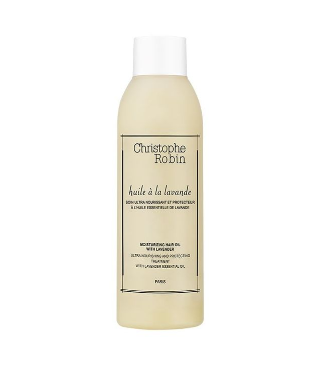 Christophe Robin Moisturizing Hair Oil With Lavender