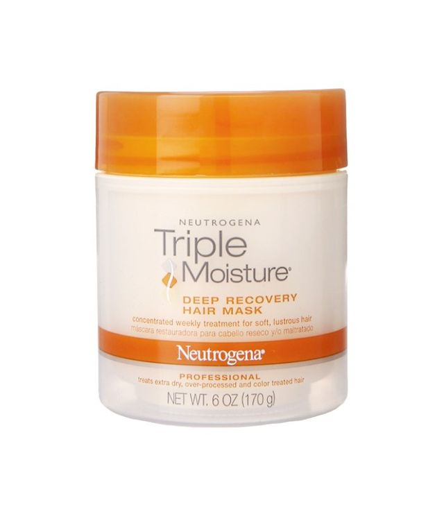 Neutrogena Triple Moisture Deep Recovery Hair Mask Triple Moisture Deep Recovery Hair Mask