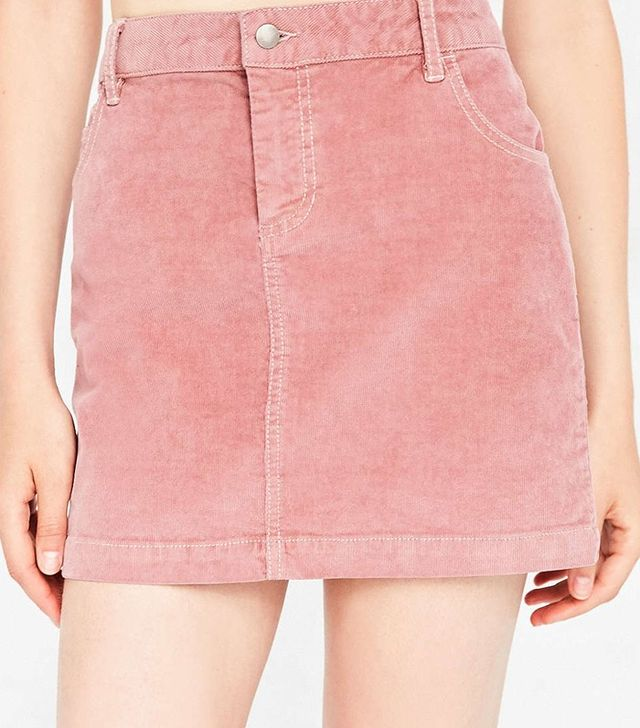 BDG Sybale Corduroy Mini Skirt