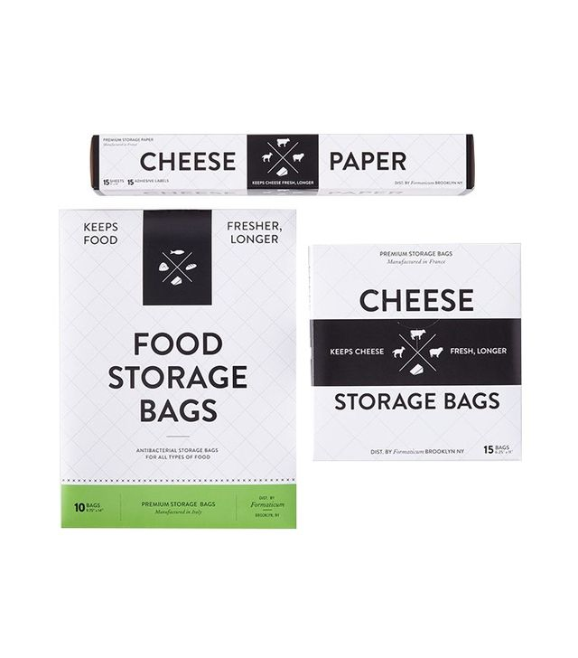 Formaticium Food Storage Paper and Bags