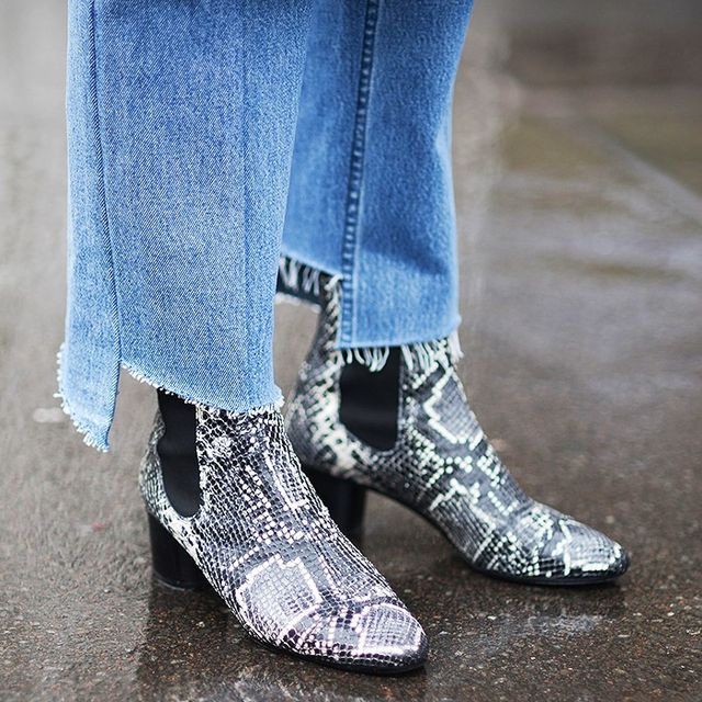 The Best Fall Ankle Boots—Period