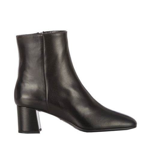 Tapered-Toe Ankle Boots
