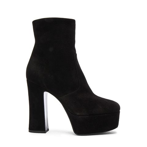Suede Candy Boots