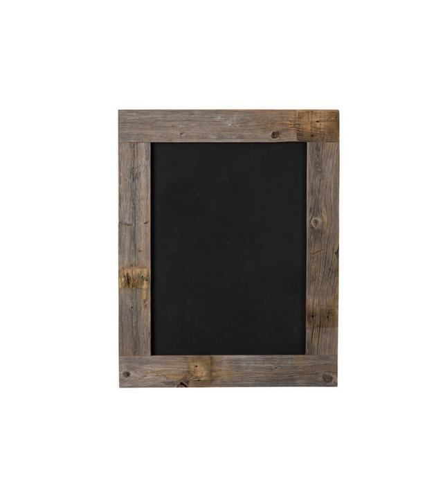 Korrie Reclaimed Wood Chalkboard