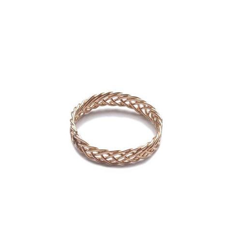Fishtail Ring