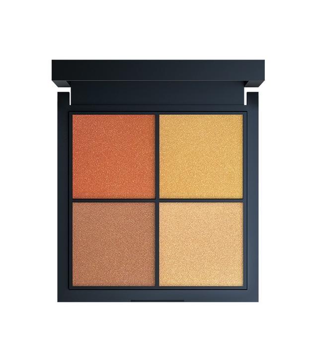Eyeshadow Quad for dark skin