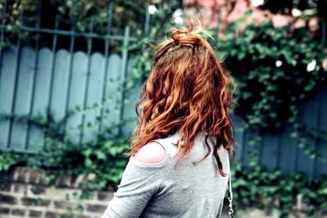 Get the Hair:TRESemmé Beauty-Full Volume Pre-Wash Conditioner($5);TRESemméBeauty Full Volume Touchable Bounce...