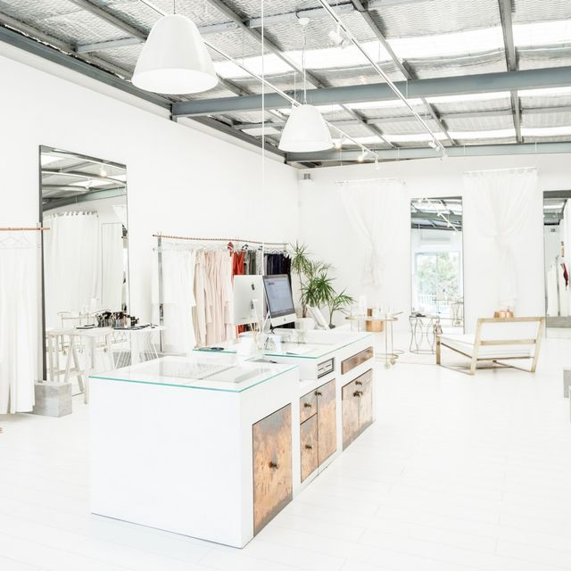 Step Inside This Perth Fashion Designer's Dreamy Studio