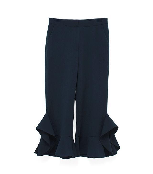 Loéil Studio Ruffle Pants