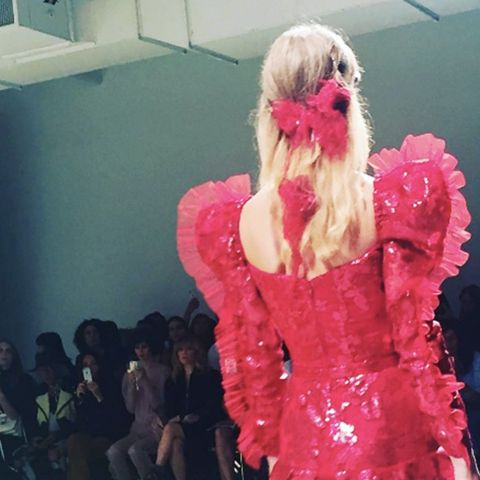 Insta-FROW: Your View From the Hottest Seats at Fashion Week