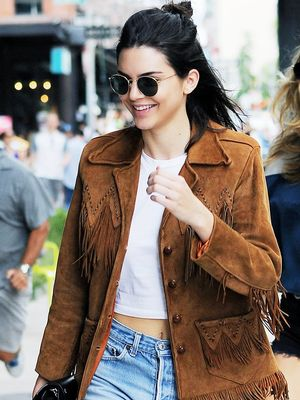 Let Kendall Jenner Help With Your Search for the Perfect Coat