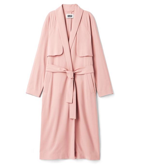 Weekday duster coat