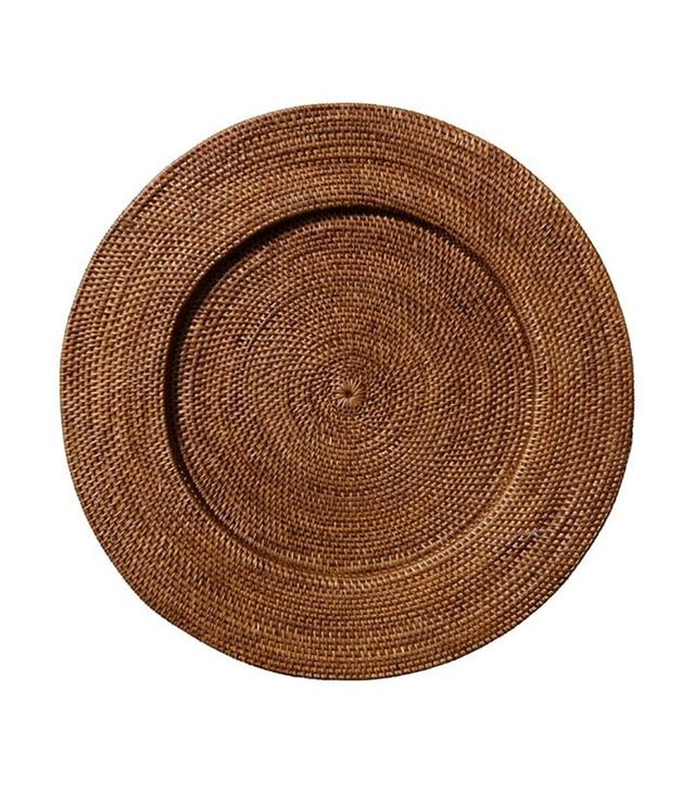 Williams-Sonoma Nito Charger Plate