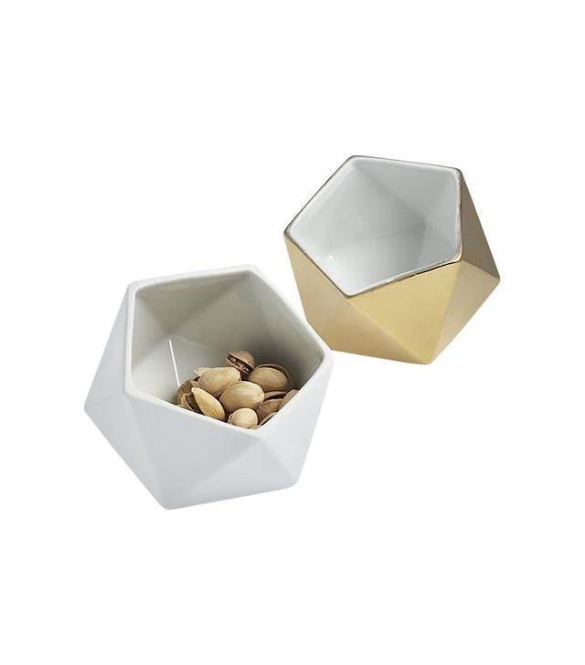 CB2 Clarity Bowls