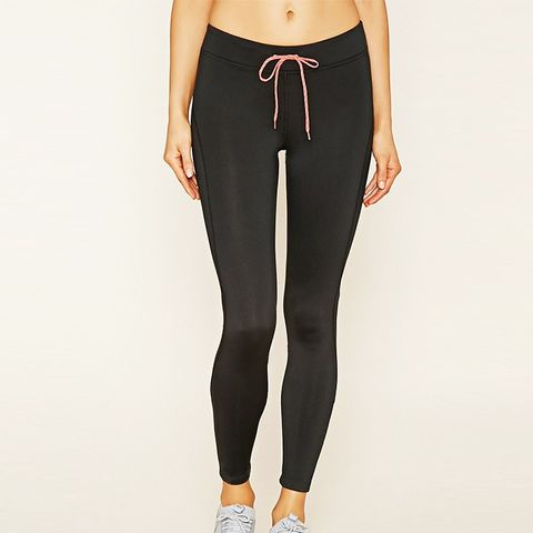 Active Drawstring Leggings