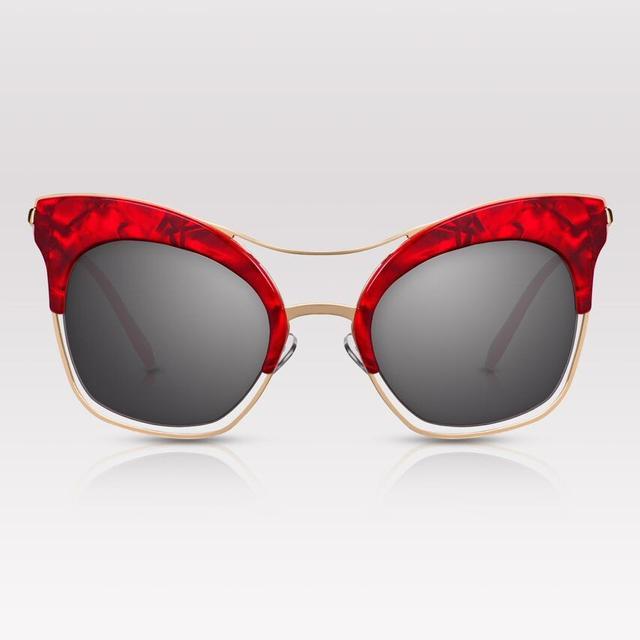 Perverse Fabulosa Butterfly Sunglasses