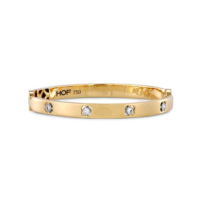 Hearts On Fire Copley Bangle