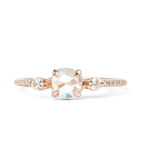 Odette the Swan Ring