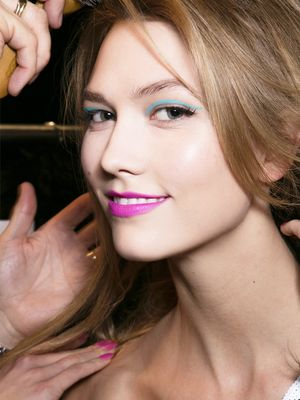 The Smartest Beauty Hacks We Learned Backstage During NYFW