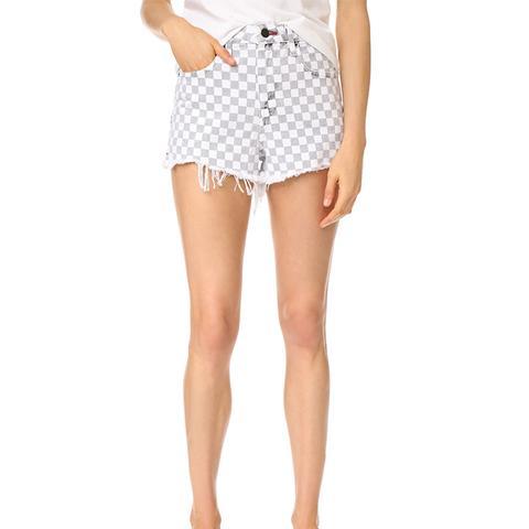 Bite Cutoff Shorts