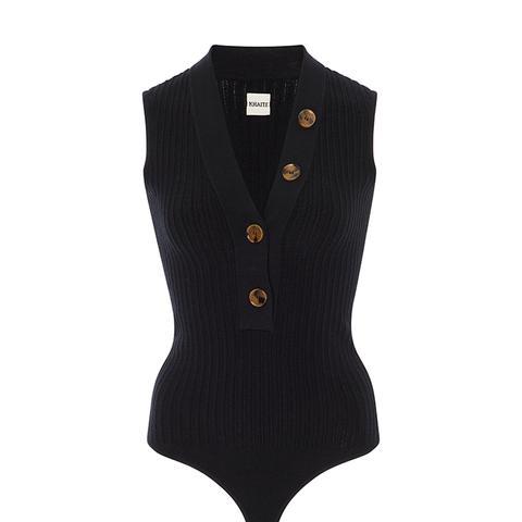 Mathilde Sleeveless Bodysuit