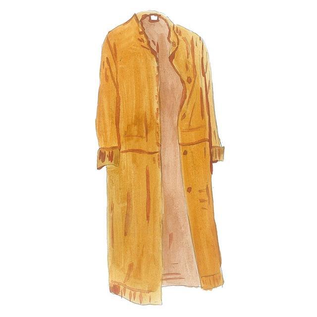 Selected Tea Long Sleeve Jacket