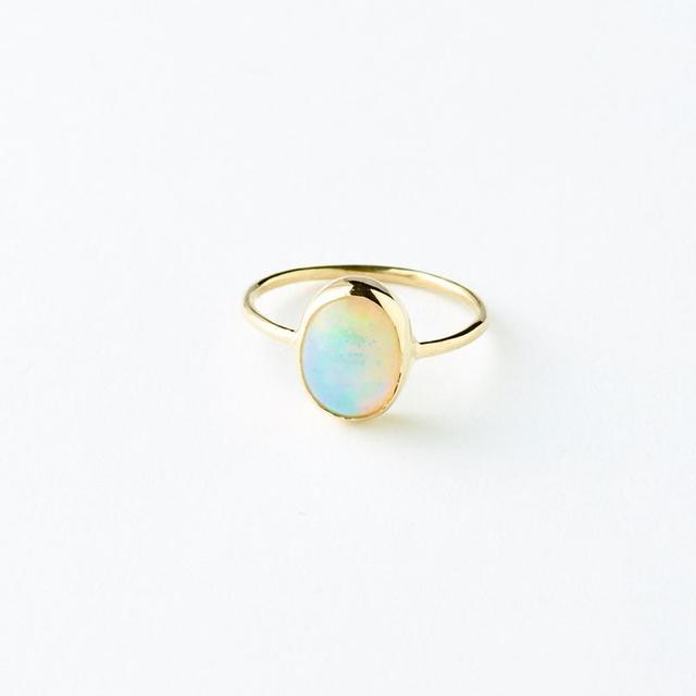 Olivia Kane Ethiopian Opal Ring