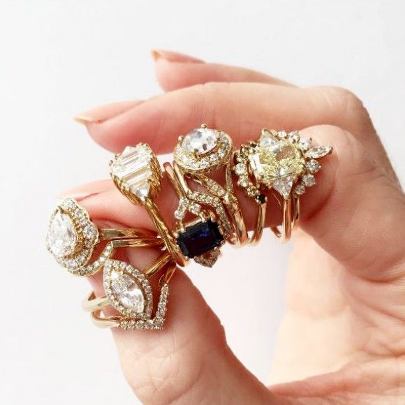 Not a Diamond Girl? These Are the Engagement Rings You Should Try Instead