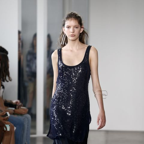5 Facts About Dion Lee's New York Fashion Week Show