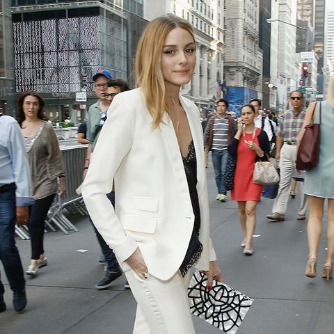 Olivia Palermo favourite fashion brands: Stella McCartney