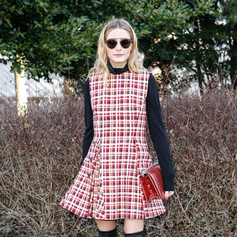 Olivia Palermo favourite fashion brands: Dior