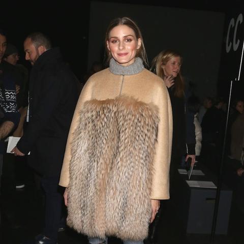 Olivia Palermo favourite fashion brands: Max Mara