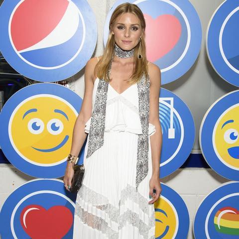 Olivia Palermo favourite fashion brands: Self-Portrait