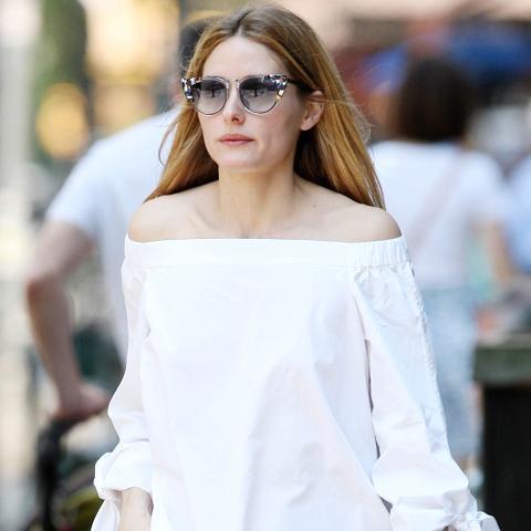 Olivia Palermo favourite fashion brands: Tibi