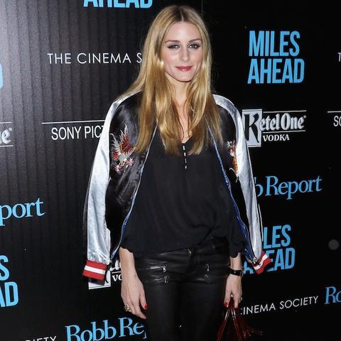 Olivia Palermo favourite fashion brands: Topshop