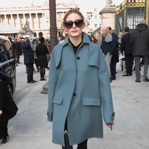 Olivia Palermo favourite fashion brands:  Valentino