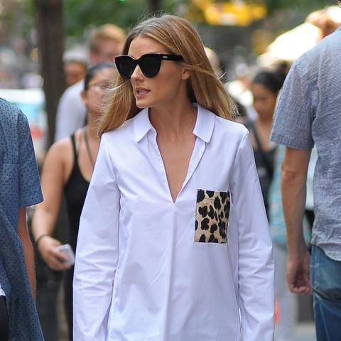 Olivia Palermo favourite fashion brands: Zara