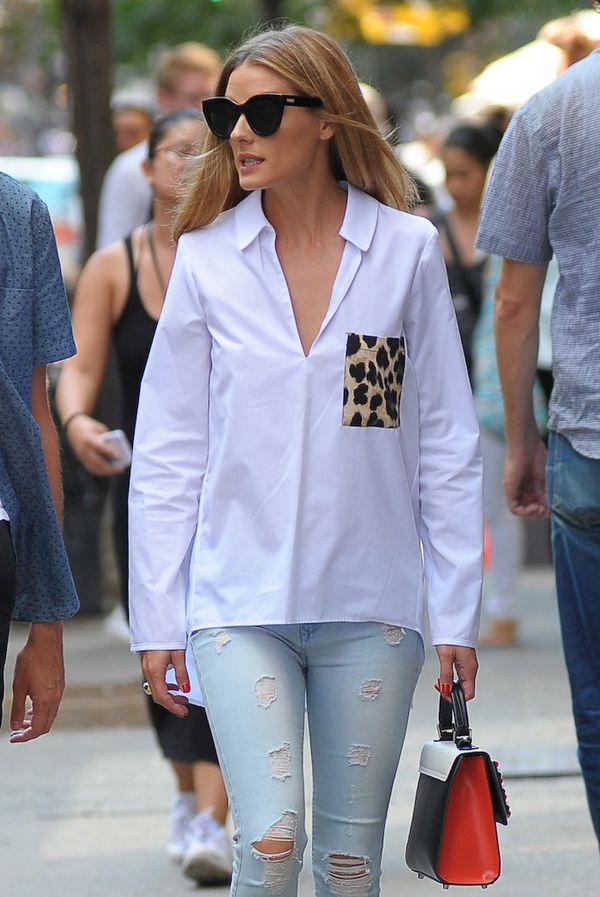 Olivia Palermo favourite fashion brands:
