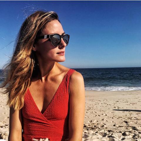 Olivia Palermo favourite fashion brands: Westward Leaning