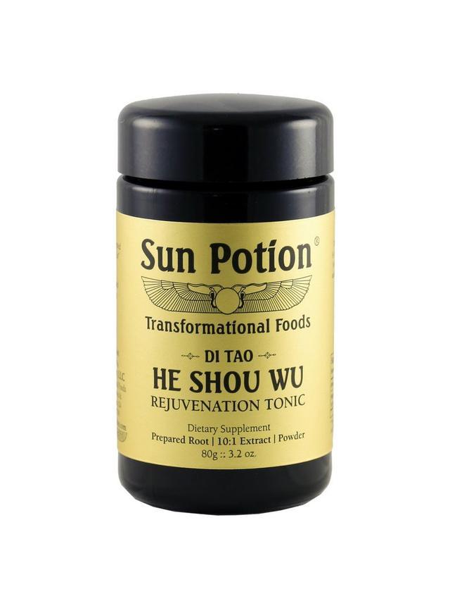 Sun Potion He Shou Wou Rejuvenation Tonic