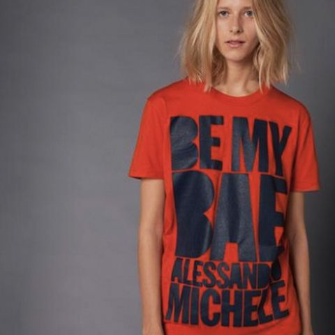 Be My Bae Alessandro Michele 10th Anniversary T-Shirt