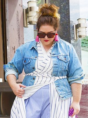 These Are the Most Stylish Plus-Size Outfits We've Ever Seen