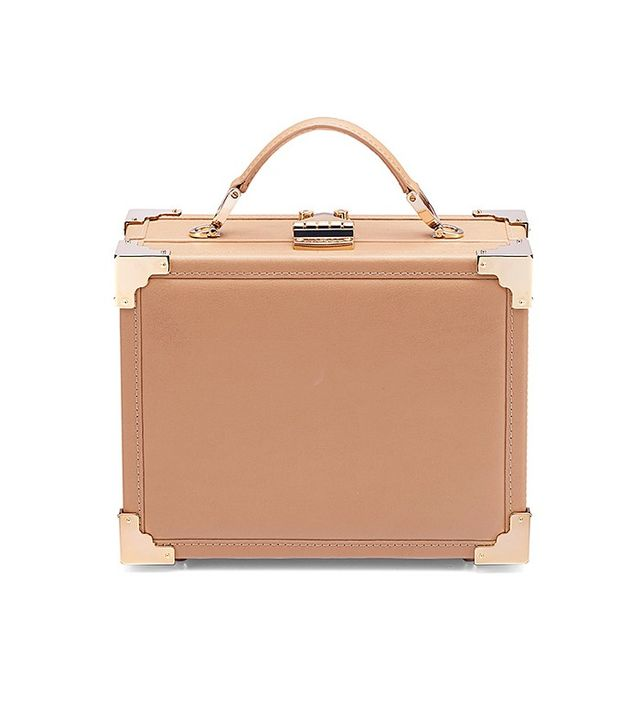 Aspinal of London The Mini Trunk Clutch