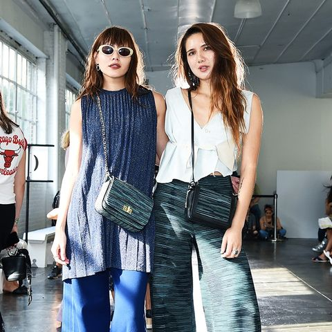 What They Wore: New York Fashion Week