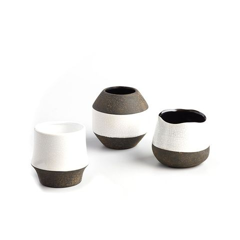 Mini Potter Bud Vases Set of 3