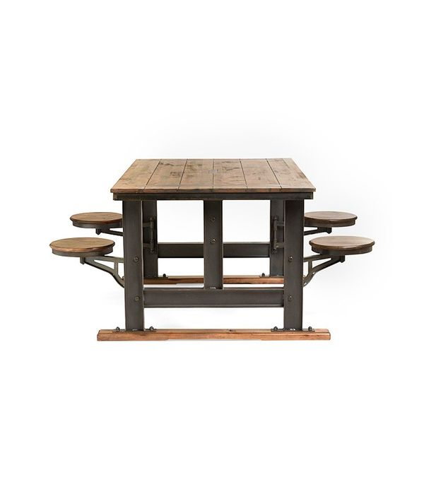 World Market Galvin Cafeteria Table ($650)